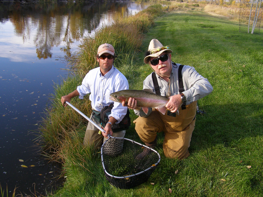 local weather dave mckee fly fishing
