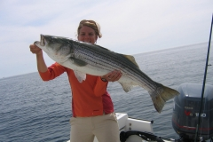 Cape Cod Striper - July 06