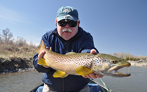 Dave McKee Fly Fishing